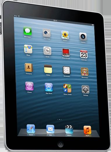 iPad Location